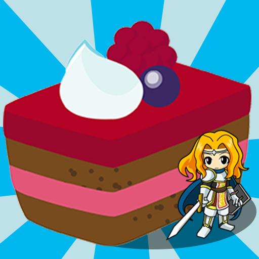 甜点勇士 模擬 App LOGO-硬是要APP