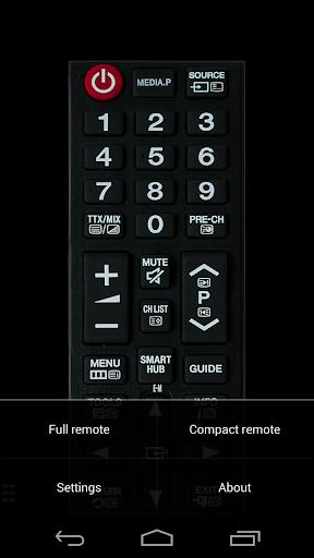 TV (Samsung) Remote Control 1.7.12 screenshots 6