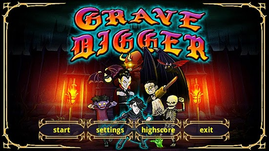 Grave Digger - screenshot thumbnail