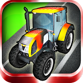 Fun Driver : Tractor