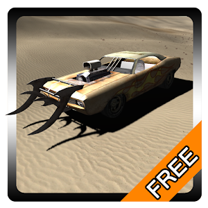 Desert Driver 3D Free for Android