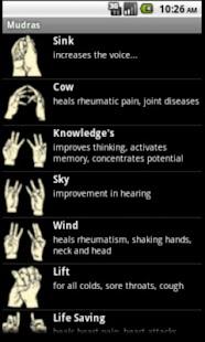Mudras- screenshot thumbnail