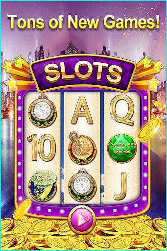 Slots Journey Around the World