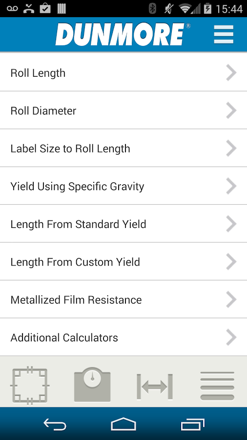 Roll to roll calculator android apps on google play roll to roll calculator screenshot sciox Choice Image