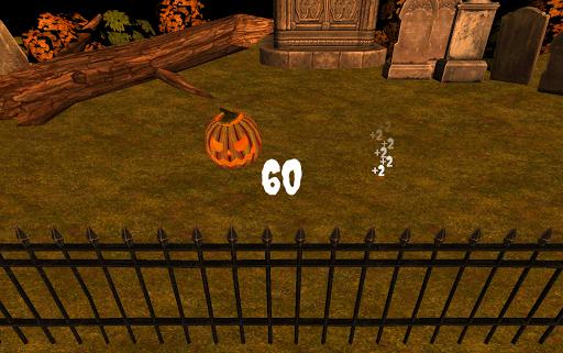 Pumpkin Poke - Halloween Taps