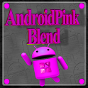 Pink Android Next Launcher icon