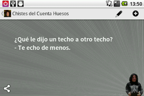 "Jokes from ""Cuenta Huesos""(Es) - screenshot thumbnail"