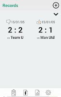 Screenshot of Soccer Tactics Board