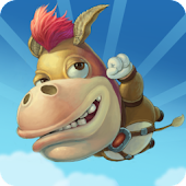 Game Donkey Jump apk for kindle fire