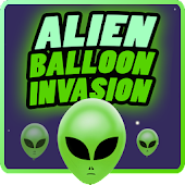 Alien Balloon Invasion