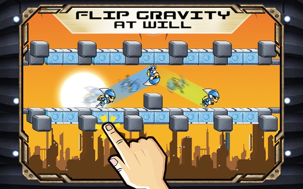 Gravity Guy screenshot #15