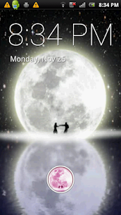 Moon Dance Live Wallpaper - screenshot thumbnail