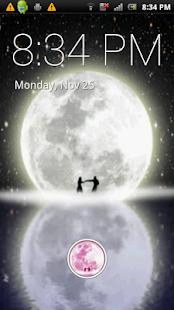 Moon Dance Live Wallpaper - screenshot thumbnail
