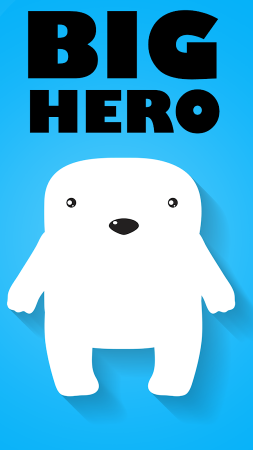 Big Hero: The Epic Jump Game - screenshot