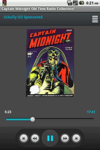 Captain Midnight OTR
