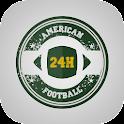 Green Bay Football 24h icon