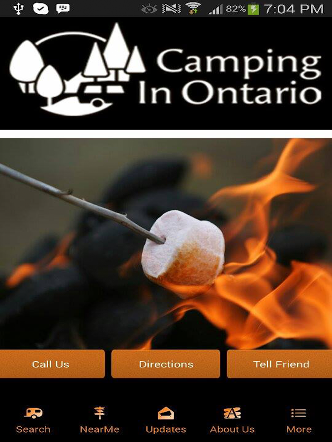 Camping In Ontario- screenshot