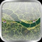 Where I am..[using Google map] icon