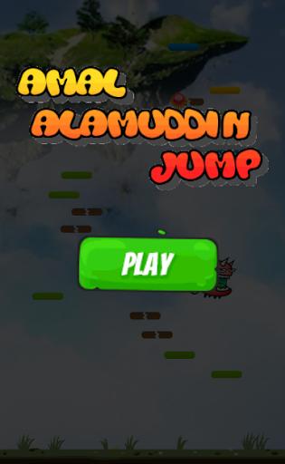 Amal Alamuddin Jump