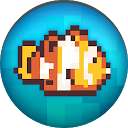 Floppy Fish mobile app icon