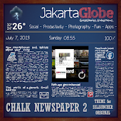 Chalk Newspaper 2 ssLauncher O