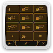 exDialer Cyber theme