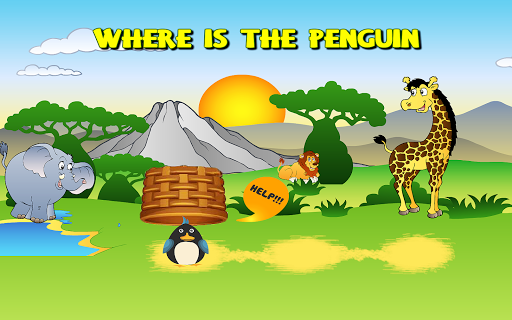 Where is the Penguin