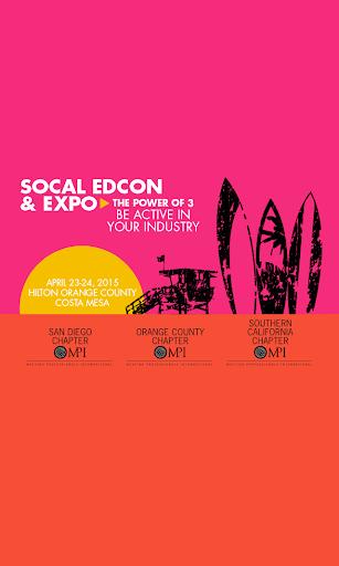 MPI Socal EdCon and Expo 2015
