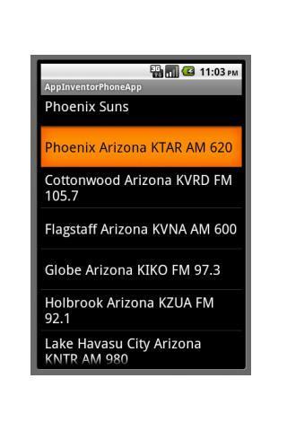 Phoenix Basketball Radio