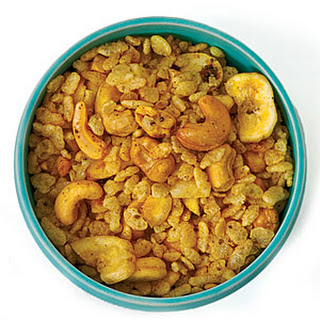Spicy Indian Snack Mix.