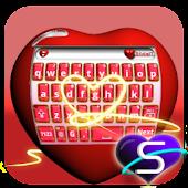 SlideIT Valentine's Day Skin