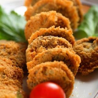 Flavorful Fried Mushrooms.