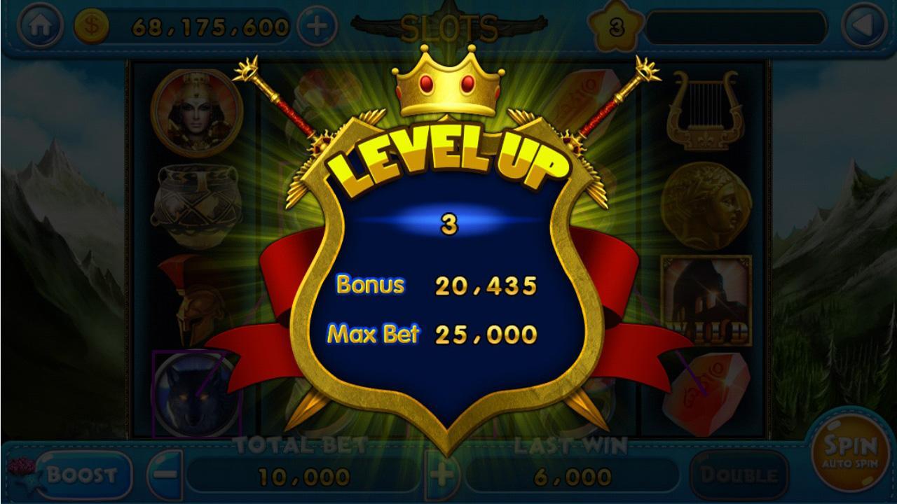 Screenshots of Slots HD:Best Freeslots Casino for iPhone
