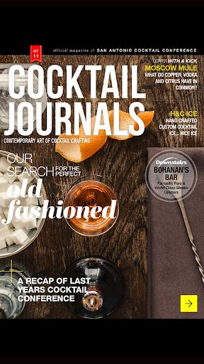 Cocktail Journals