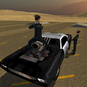 Advanced Police Car Simulator for PC and MAC