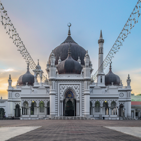 Solat by Azry Azmy - Buildings & Architecture Places of Worship