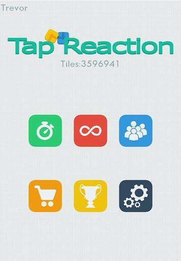 Tap Reaction