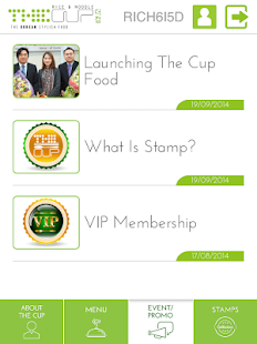 The Cup Food Indonesia- screenshot thumbnail