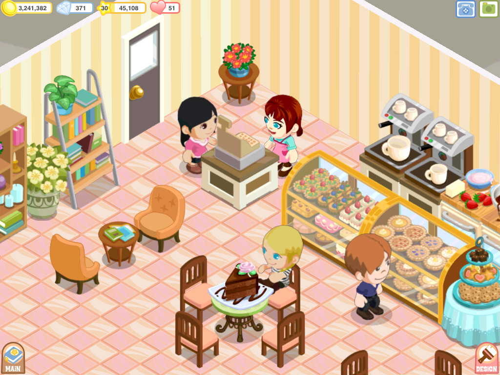 download game bakery story mod apk