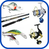 Lures & Tackle Finder