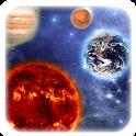 3D Solar System icon