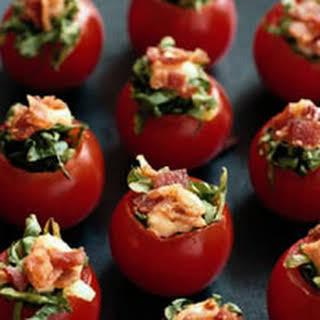 BLT Stuffed Tomatoes.