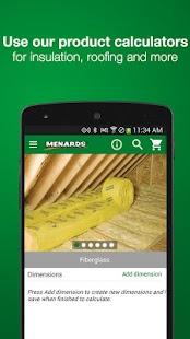 Menards® - screenshot thumbnail