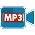 MP3 convertire video icon