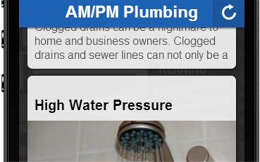 【免費商業App】AM/PM Plumbing-APP點子