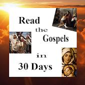 Read Bible Gospels in 30 Days