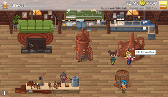 Fiz : Brewery Management Game Screenshot 17