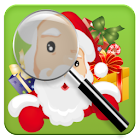 Hidden Objects Christmas icon
