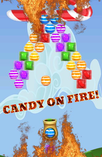 Candy Bubble Rescue