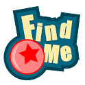 FindMe – 3 cups game logo